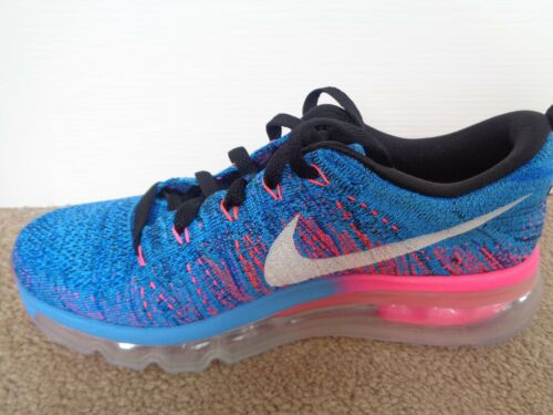 Womens Nike 36 Eu 5 014 Uk Sneakers Us Trainers Box New Flyknit Max 3 5 6 620659 pEqfT