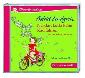 ASTRID-LINDGREN-NA-KLAR-LOTTA-KANN-RADFAHREN-UND-EINE-WEITERE-GE-CD-NEU