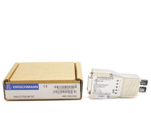 HIRSCHMANN MINI-OTDE-BFOC 943303-022 NSMP