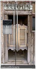 Sticker frigo américain électroménager déco Saloon 720