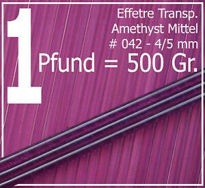 17-76-Kg-Amethyst-Mittel-Transparent-4-5mm-1-Pfund-Effetre-T042-TOP-Angebot