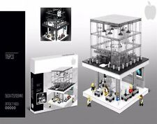 Apple Retail Store MASSIVE 1116 pc set + LED Lights - Fits Lego - Free Delivery