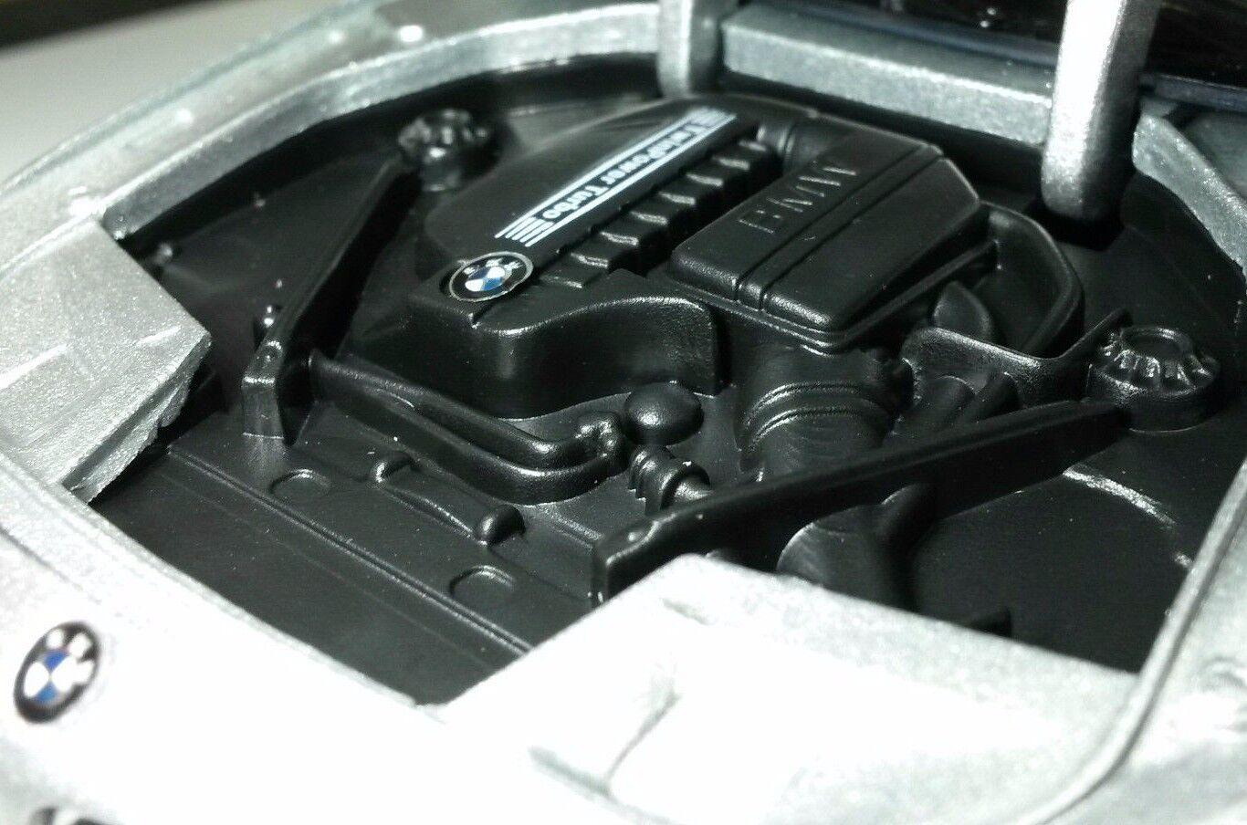 G G G LGB 1 24 escala Diecast BMW serie 2010 5 GT Gran Turismo F01 modelo de coche 8e3005