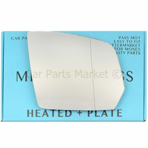 For Mercedes GL-Class 2009-2010 Right side Aspheric Electric mirror glass plate