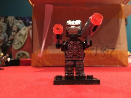 War Machine Unofficial Lego Marvel Figure