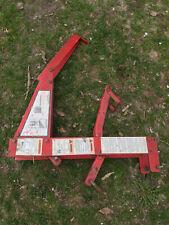 Qualcraft 2200 Pump Jack Steel Scaffolding