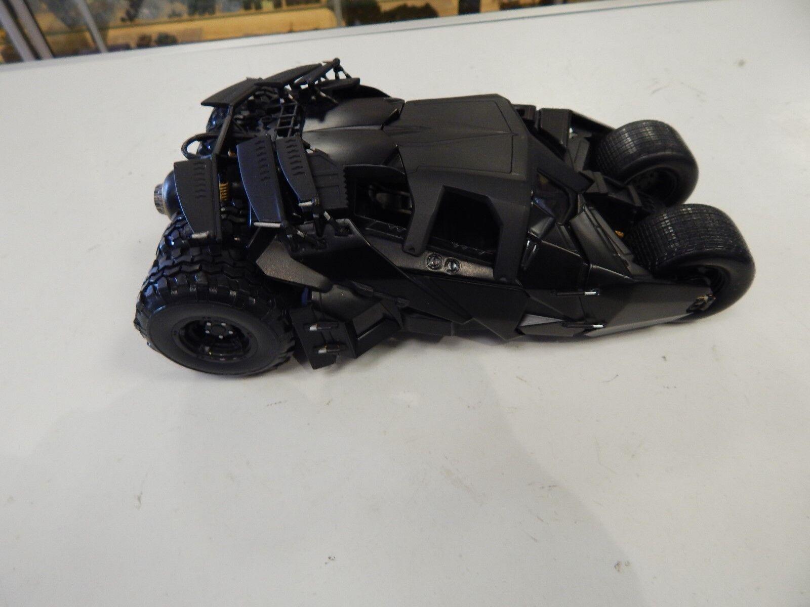 HOTWHEELS 1 18 scale BATMAN Tumbler - 2013