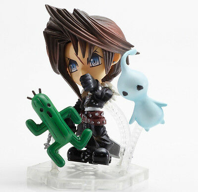 *NEW* Final Fantasy VIII: Squall Leonhart Trading Arts Kai #02 Mini Figure
