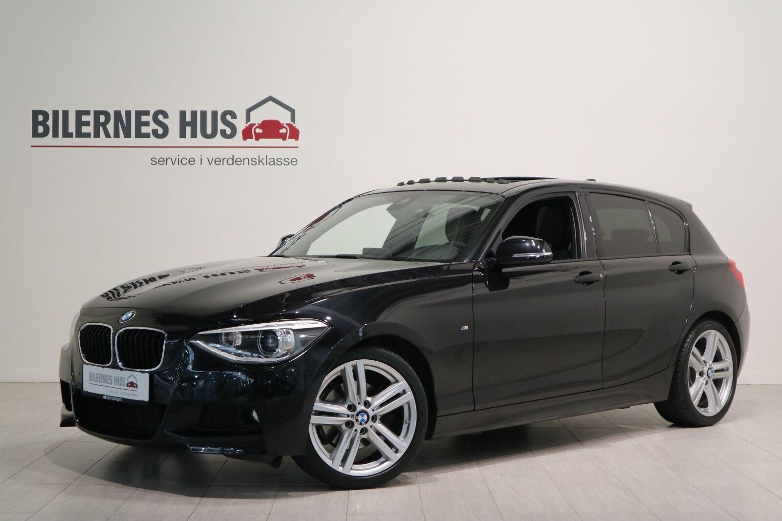 BMW 118i Billede 4