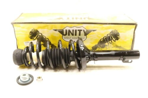 NEW Unity Strut /& Coil Spring Assembly Front 11100 VW Jetta Beetle FWD 98-10