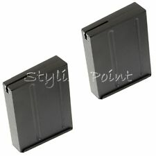 Airsoft Gear 2pcs 36rd Mag Magazine For WELL L96 Series Spring Sniper Rifle