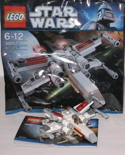 Fighter OVP Lego 30051 Star Wars X-Wing Jäger