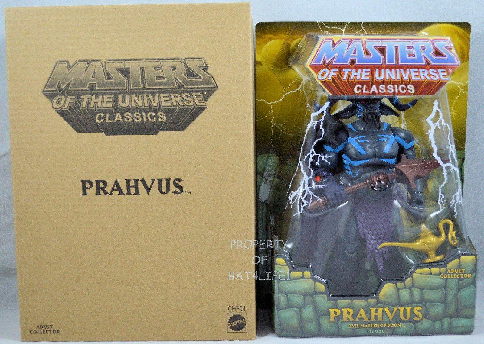 MOTUC,MOTU,Masters of the Universe Classics PRAHVUS NEW