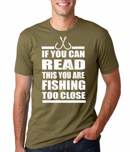 Funny Fishing T-shirt You Are Fishing To Close Gift For Fisherman Fishing Shirt