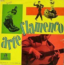 ARTE FLAMENCO-COJO DE HUELVA + RAMON DE LOJA + ANTONIO MOLINA + RAFAEL FARINA +