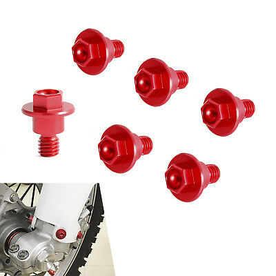 CNC Fork Guard Bolts Screw For KTM 250EXCF 350EXCF 450EXCF 500EXCF 2000-2019