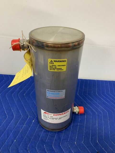 Edwards Vacuum Dried and Charge Absorber B520-01-045 for sale online