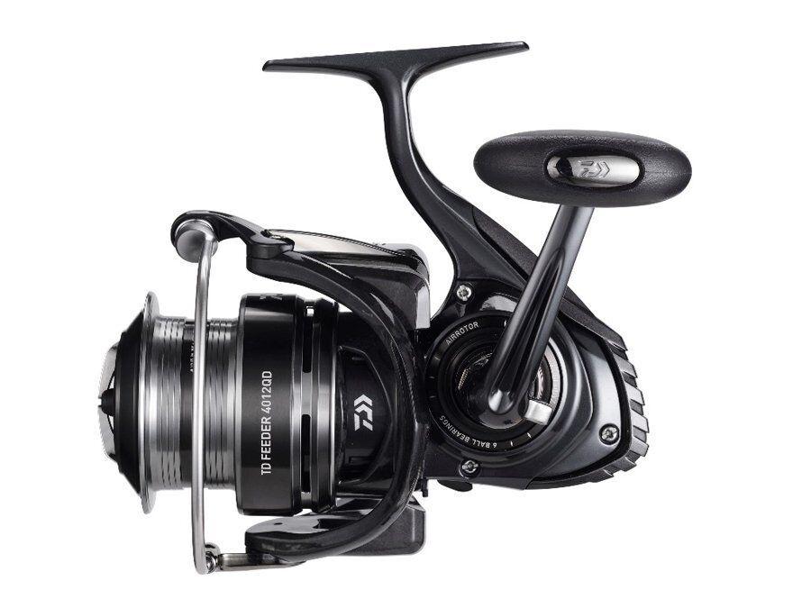 NUEVO 2018 Daiwa  Daiwa 2018 TD Feeder 4012QD / Bearings: 6 / Carrete for feeder fishing a57b27