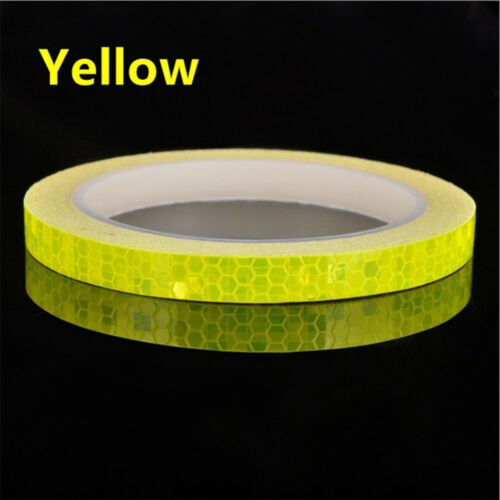 Rim Decal  Bike Reflective Stickers Security warning tape Cycling Accessories