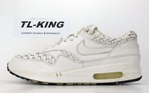 best service 69b2c 98cbb Image is loading 2008-Nike-Air-Max-1-Premium-SP-Woven-