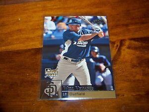 PADRES WILL VENABLE 2009 UPPER DECK #410 ROOKIE CARD RC