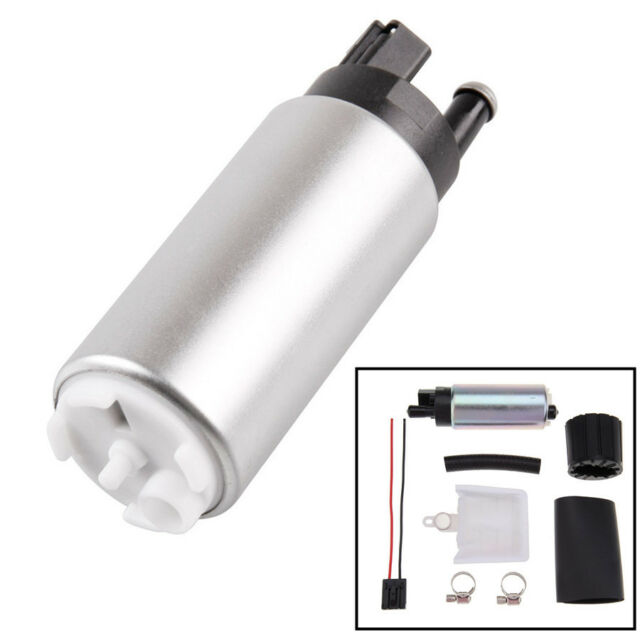 AEM 50-1000 340LPH High Performance EFI Fuel Pump w//Install Kit Strainer GENUINE