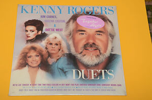 KENNY-ROGERS-LP-DUETS-1-ST-ORIG-USA-SIGILLATO-SEALED
