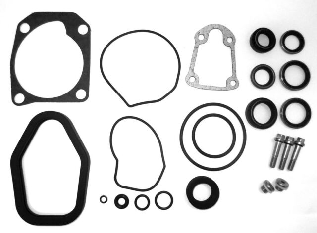 Lower Unit Gearcase Seal Kit, Johnson Evinrude 40, 48, 50, 55, 60 & 75 hp - EMP