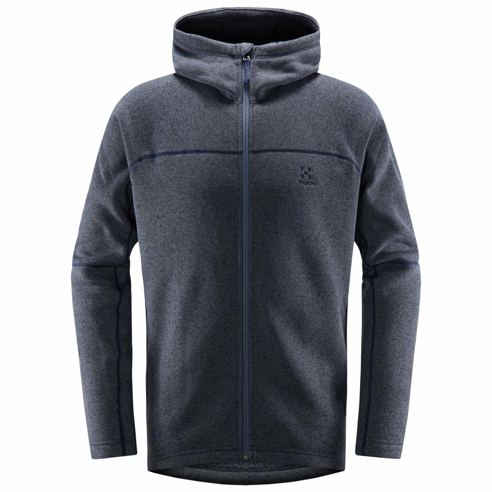 Haglofs Mens Swook Hood Jacket - Blau