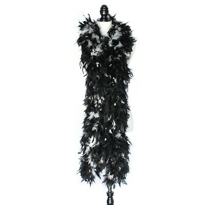 Fuchsia 100 Gram Chandelle Feather Boa Dance Party Halloween Costume