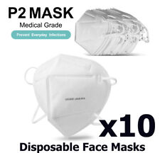 X10 P2 Respirator Face Mask PM2.5 Anti Particle Face Protection Respirators Mask