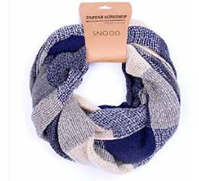 Heritage Traditions Womens Fashion Outdoor Summer Pink Grey Lightweight Snood