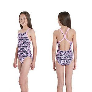 ein paar Tage entfernt heißer verkauf rabatt Original wählen Details zu Badeanzug Speedo Schwimmanzug Mädchen Kinder Rippleback  Endurance10 Schwimmen