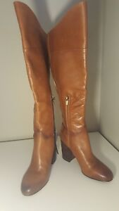 1c7b3a35bafd0 Image is loading VINCE-CAMUTO-SIDNEY-block-heel-tall-boot-8-