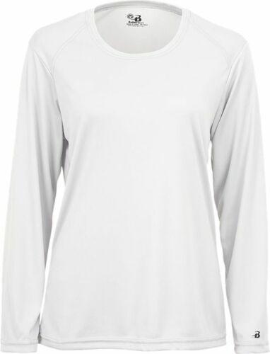Badger Women/'s Long Sleeve T-Shirt