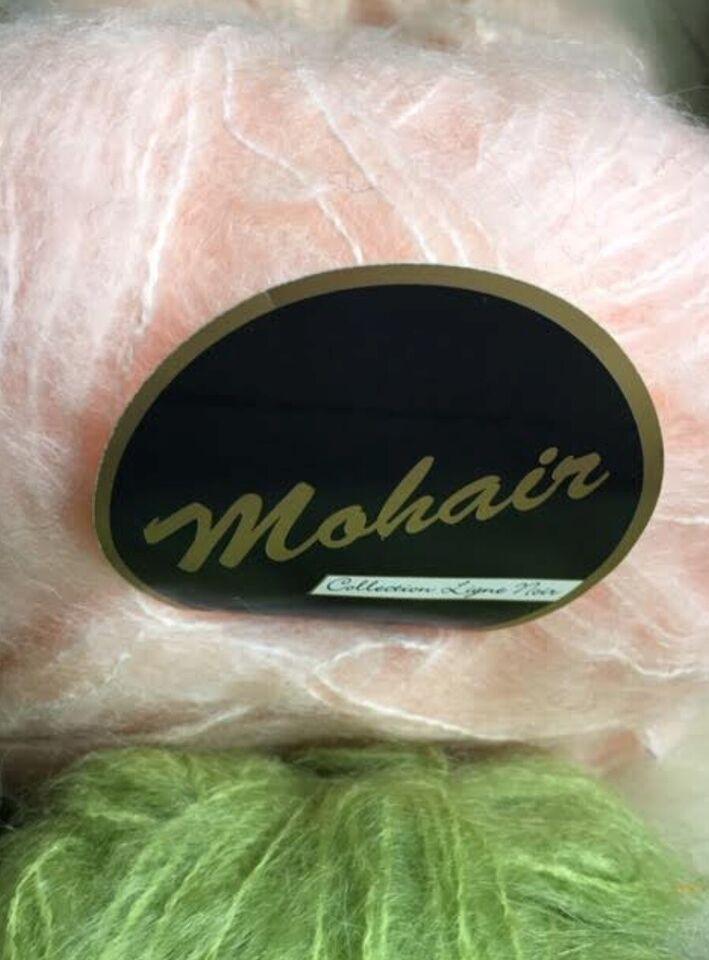 Garn, Mohair garn