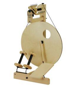 Spinnrad-Louet-S10-C-ST-Classic-SP0100-Spinnrad-Einfachtritt-Spinnrad-spinnen