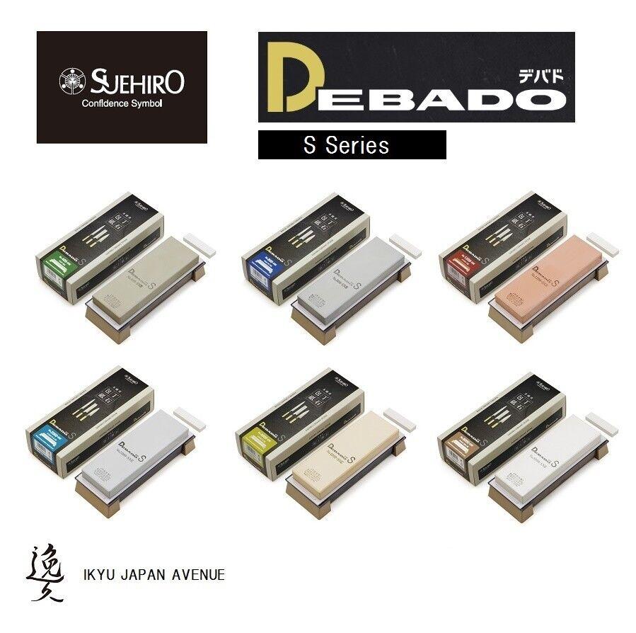 Japanese SUEHIRO DEBADO Whetstone No.400 S #320 Waterstone Ceramic Stone