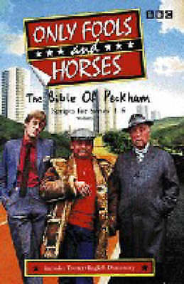 """""""AS NEW"""" """"Only Fools and Horses"""": The Bible of Peckham v.1: The Bible of Peckham"""