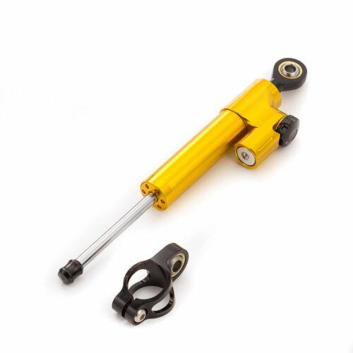 K41 CNC Steering Damper For BMW K1200 GT 02-05 LT K76 HP2 Sport 08-12 J