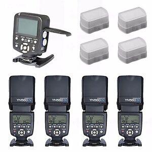 Yongnuo-YN560-TX-Wireless-Controller-for-Nikon-YN-560-IV-Flash-speedlite-Kit