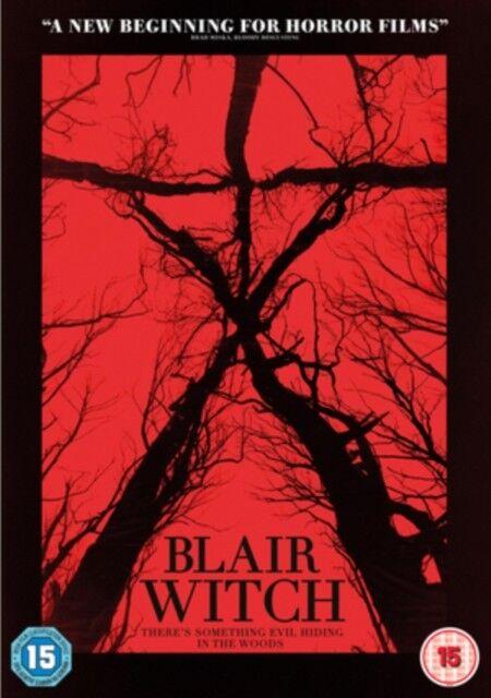 Neuf Blair Sorcière DVD