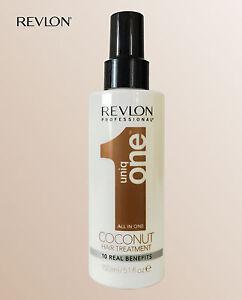 Revlon-Uniq-1-Treatment-Coconut-150ml-10-in-1-taegliche-Haarpflegemaske