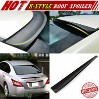 Painted Rear Roof Window Spoiler Wing For Nissan A35 Maxima K Style Sedan 2015