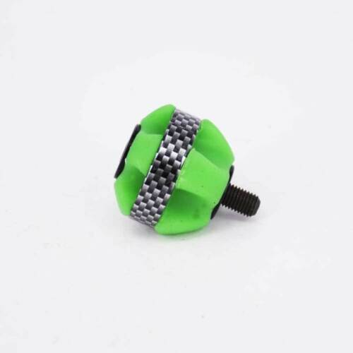 3.8cm Rubber Archery Stabilizer Ball Vibration Dampening for Recurve bow US