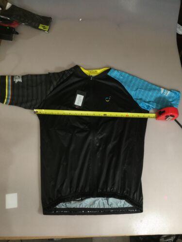 6910-80 Velocio Mens Ultralight Jersey Size Xl Xlarge Cycling Jensie