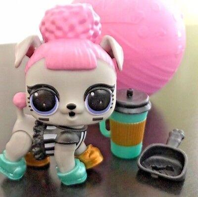 Lol Pets Ball Series 4 Dolls Pet Doll Eye Spy Touchdown Rufferee Color Changer Ebay