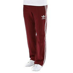 Detalles de Adidas Originals Europa Tp Beckenbauer Pantalón Chándal Retro Pantalones