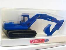 Wiking 660 04 35 O & K Raupenbagger Pouw OVP (N6946)