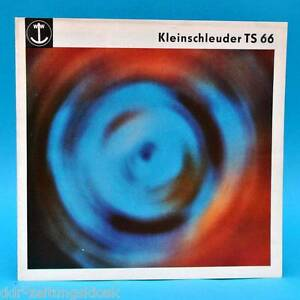 DDR-Werbung-TS-66-Kleinschleuder-1970-Prospekt-Werbeblatt-F